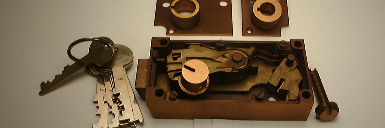 Mossman Lock Collection