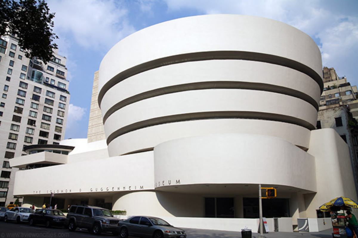 Landmark Lecture Restoring The Guggenheim Museum On